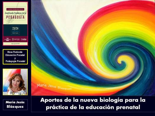 MJBlazquez_Biología_Ed. Prenatal